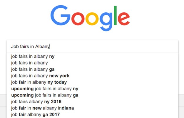 job fairs in albany