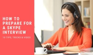 how to prepare for a skype interview